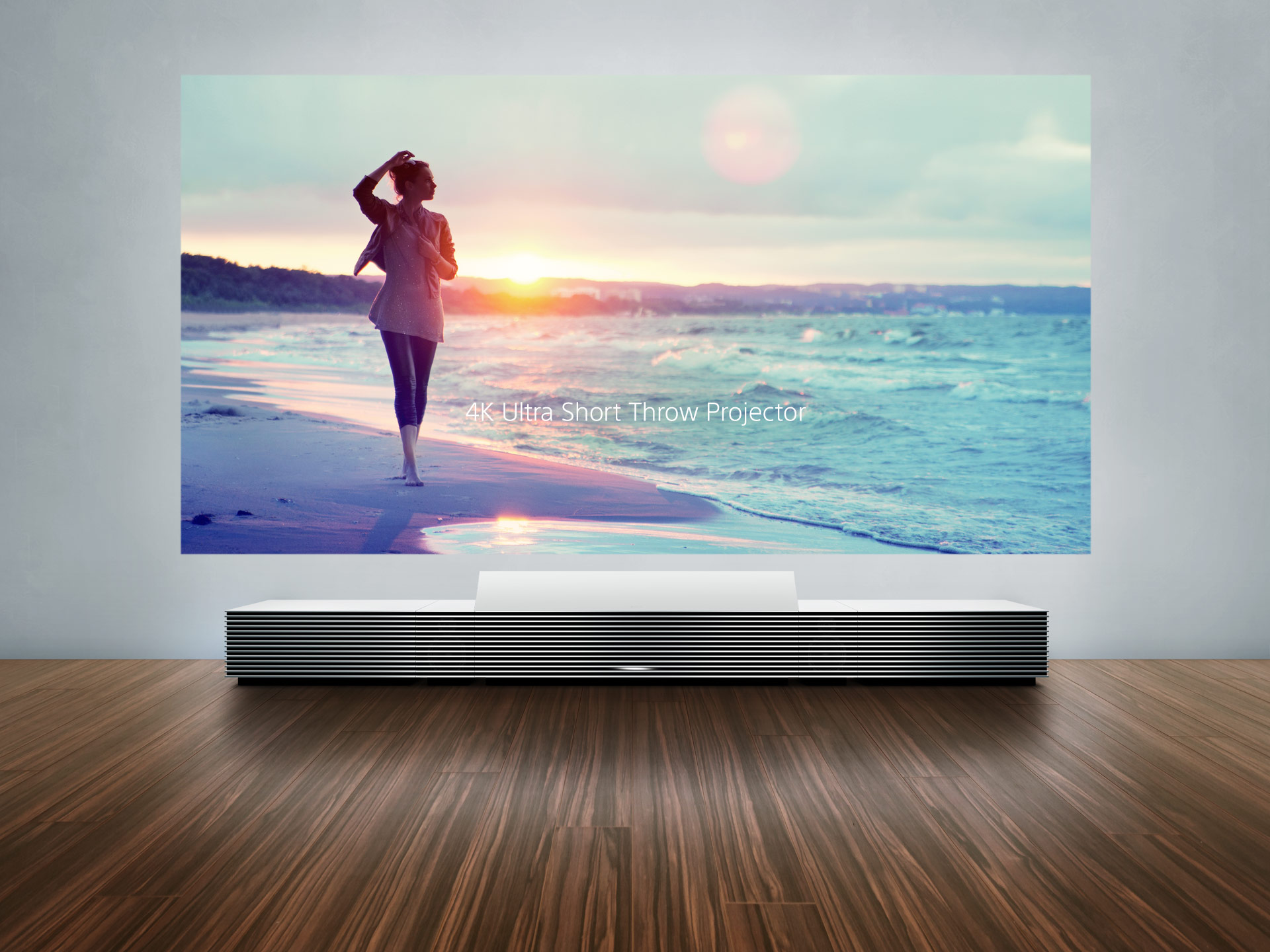 sony 4K ultra short throw projector 1