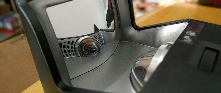 LG ultra short throw projector pf1000u-6